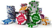 Spelmarker med 50 % bonus