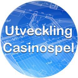 utveckling casinospel