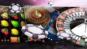 Slots, spelmarker och roulette